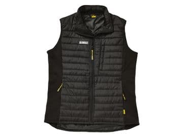 Force Black Lightweight Padded Gilet - M (42in)